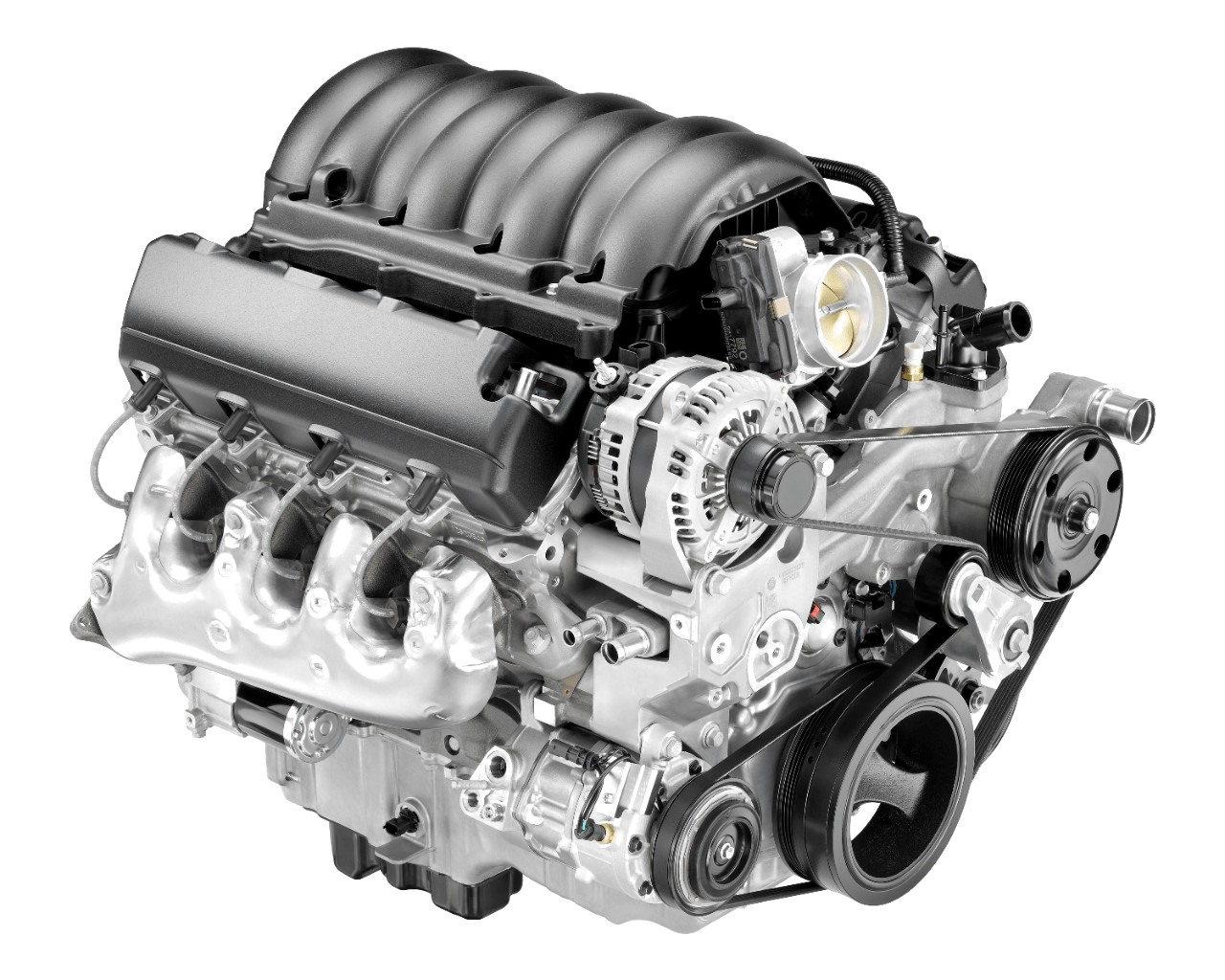 Gm 5 3l V8 Ecotec3 L83 Engine 3
