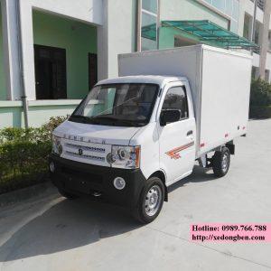 Xe Tai Dongben Db1021 Tk 01 Thung Kin Tai Trong 770kg 4700 69
