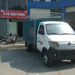 Xe Tai Dongben Dbq20 Km Thung Khung Mui Inox 201 Tai Trong 1890kg 4492 142