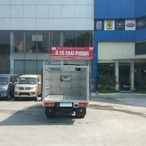 Xe Tai Dongben Dbq20 Km Thung Khung Mui Inox 201 Tai Trong 1890kg 4492 149