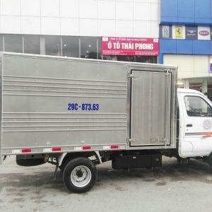 Xe Tai Dongben Dbq20 Tk Thung Kin Inox Tai Trong 1750kg 4395 72